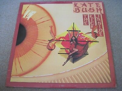 KATE BUSH The Kick Inside  1978  EMI     NEAR MINT