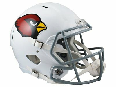 NFL Football Helm ARIZONA CARDINALS Full Size Speed Helmet Riddell neu American