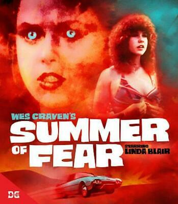 Summer Of Fear New Blu-Ray Disc