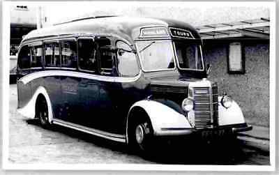 Highland UK Tours bus