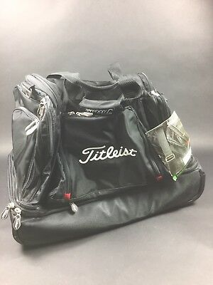 Titleist Golf Travel Bag, Rolling Luggage.