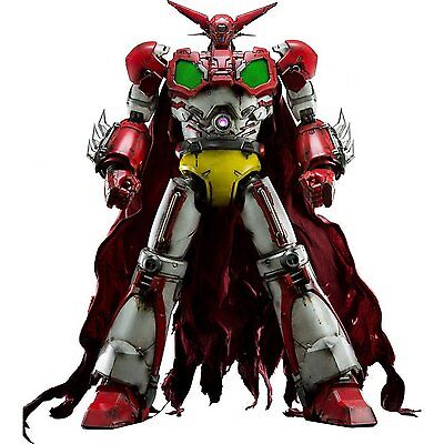Getter Robot 1 Threezero 3A bandai Limited Red Color anime version 40 cm NUOVO