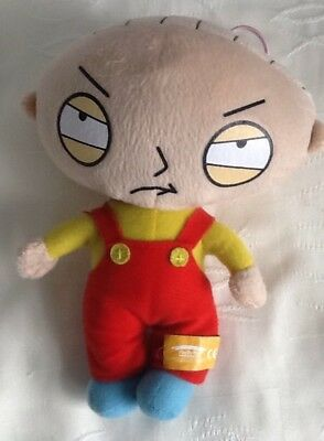 Family Guy Stewie Griffin Plush / Soft Toy