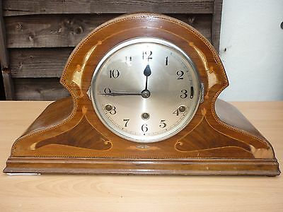 Vintage Westminster Chime Mantel Clock - Working With Key