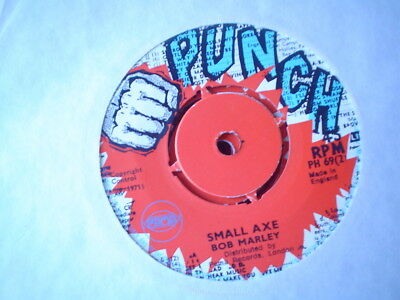 Uk Punch Ph 69-Bob Marley-Small Axe/dave Barker-What A Confusion-Vg+