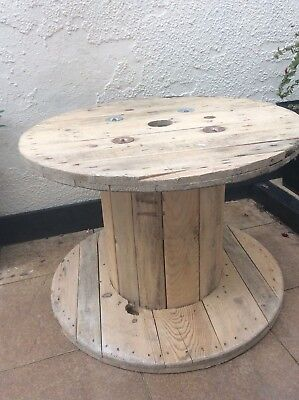 Cable Reel Drum.   Upcycle Project Table ?????  Collect West Mids