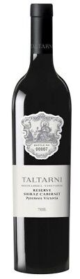 Taltarni Estate Shiraz 2014 (6 x 750mL), Pyreness, VIC.