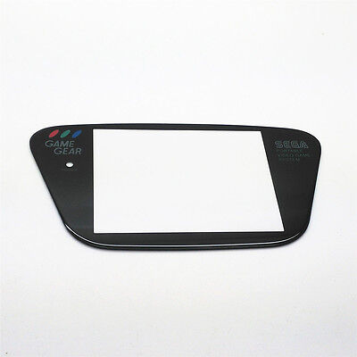 Glass Protective Screen Lens Replacement for Sega Game Gear Gamegear Console