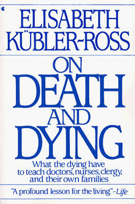 an analysis of on death and dying by elisabeth kubler ross When you hear the name elisabeth kubler-ross it's usually because of her influential work on death and dying in 1969 she described five stages of grief in her book on death and dying.
