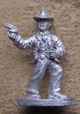"Grenadier 1980s 25mm Fantasy Horror Cthulhu "" G-Man "" (D) !"