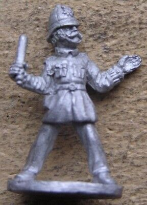 "Grenadier 1980s 25mm Fantasy Horror Cthulhu "" London Bobby "" (E) !"