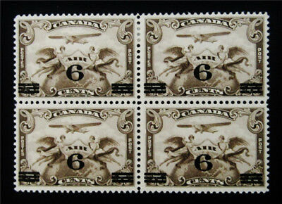 nystamps Canada Air Mail Stamp # C3 Mint OG H / NH $69