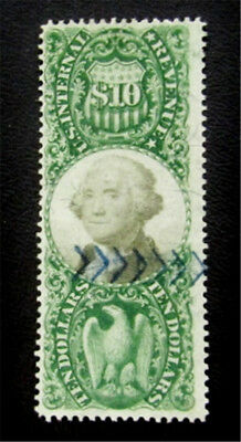 nystamps US Revenues Stamp # R149 Used $85 Cut Cancel
