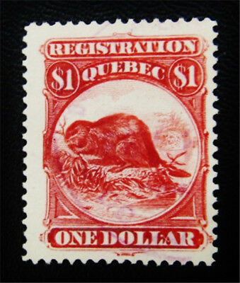 nystamps Canada Revenue Stamp Used