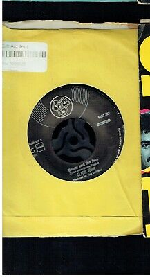 Elton John Benny & The Jets/candle In The Wind 45 1973