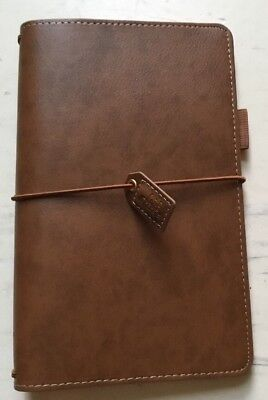 Webster's Pages Faux Leather Traveller's Notebook
