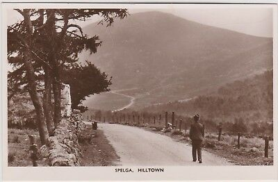 HILLTOWN CO DOWN. IRELAND IRISH.  SPELGA. REAL PHOTO. c.1930's SCHOLASTIC PUB CO