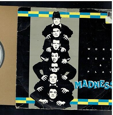 Madness Night Boat To Cairo Ep 33Rpm