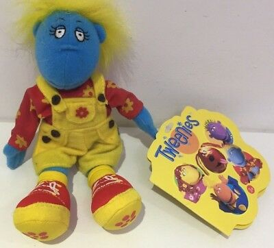 New Mini Tweeny Bella Plush Soft Toy With Tag Tweenies Excellent Hasbro