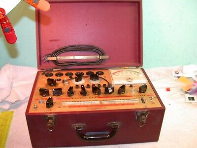 HICKOK 600A Tube Tester in excellent working condition Made in the USA