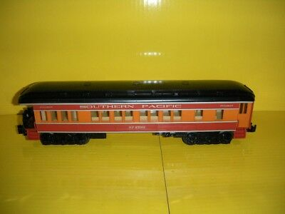 Lionel 6-81649 Southern Pacific Baby Madison Passenger Car 3-Pack