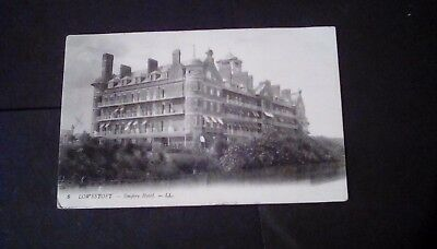 Suffolk,Empire Hotel,Lowestoft,LL(6) published postcard.Posted 1917.