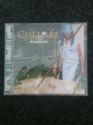 Culture - Payday (2004) cd