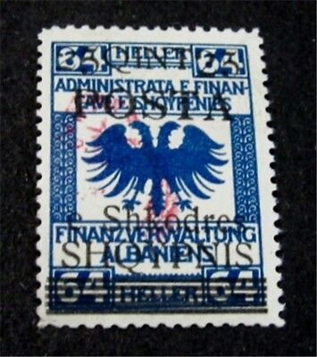 nystamps Albania Stamp # 95 Mint OG H $53