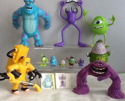 Monsters Inc/ Montsers University Bundle Job Lot