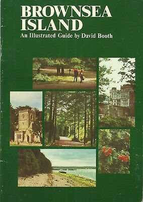 Brownsea Island By D. Booth -Illustrated Guide-1907 Baden Powell Camp Boy Scout