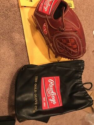 Rawlings PRIMO 1200 MINT CONDITION DUAL CORE, New W/o Tags Bag Prm1200 RHT Right