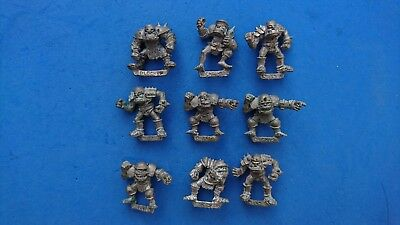 Blood Bowl 2nd edition Orc Team