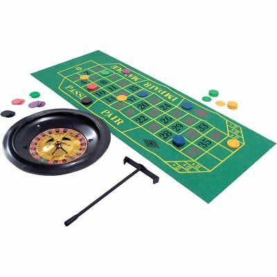 Casino Party Roulette Set (Each) - Party Supplies