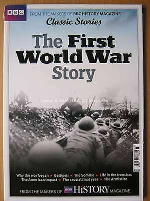 BBC History magazine The First World War Story Gallipoli Somme Classic Stories