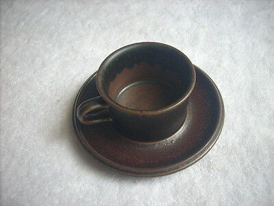 Arabia Ruska Demitasse Espresso Cup And Saucer And Others Available
