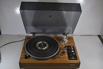 Rotel RP-3000 Turntable Record Player 33 45 RPM
