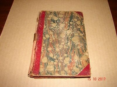 Rare 1858 Book, Practical Dissections, Richard M Hodges, First Edition, Bartlett