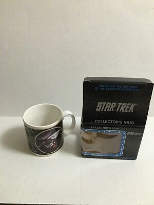 Star Trek USS Enterprise Coffee Mug