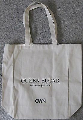 QUEEN SUGAR OWN TV OFFICIAL PROMOTIONAL TOTE BAG AVA DuVERNAY