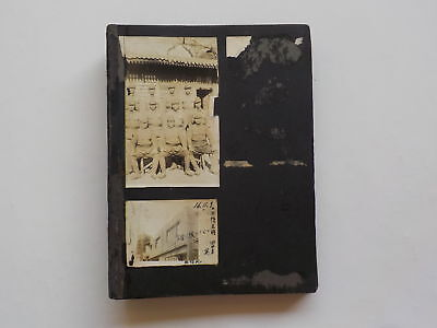 WWII Japanese Photo Album 90 Photographs Soldiers WW2 Japan Asia VTG Images WW 2