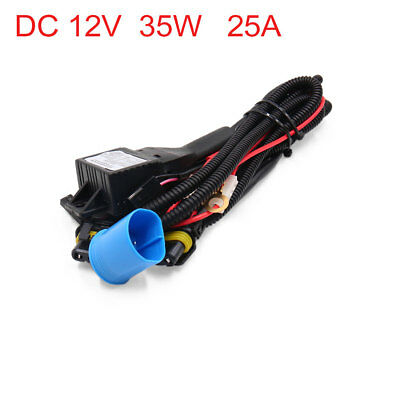 DDM HID BI Xenon 9004 9007 High Low Controller Fuse Relay ... Ddm Wiring Harness on