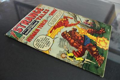 Strange Tales #116 MARVEL 1964 - Human Torch VS Thing (1st X-Over) - Dr. Strange