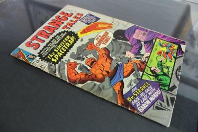 Strange Tales #132 MARVEL 1965 - Dr. Strange, Human Torch & Thing - More Comics!