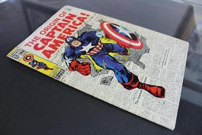 Captain America #109 MARVEL 1969 - ORIGIN of Captain America - Check our Comics!