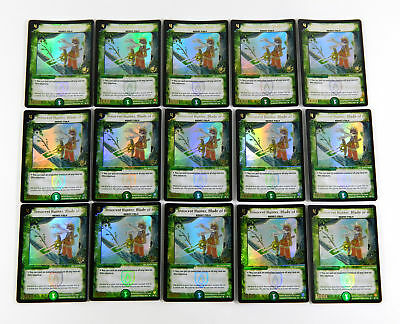 Lot of (15) 2004 DuelMasters Promo Innocent Hunter, Blade of All E6 Y1 Mint
