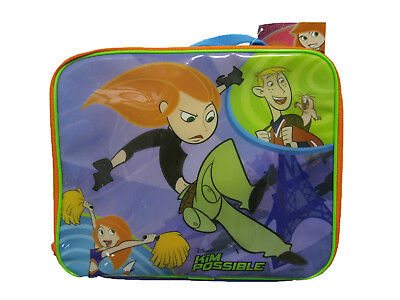 "KMPA-1022 Kim Possible Lunch Bag 8"" x 10"""