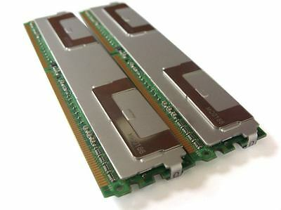 Hypertec 466440-B21-HY - A HP/Compaq equivalent 8GB Low Power Kit FB DIMM (P...