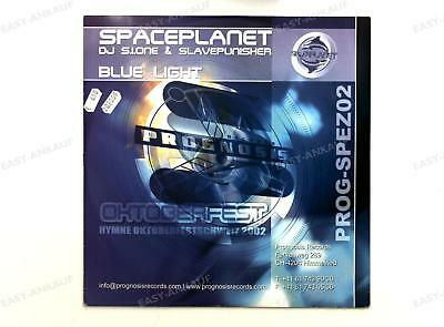 Space Planet - Blue Light GER Maxi 2002 /3