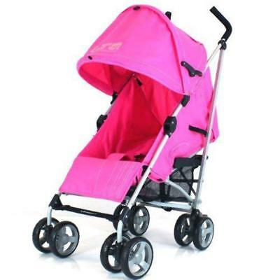 Baby Stroller Buggy - Pink From Birth Raspberry