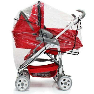 Rain Cover For Mamas & Papas Sola² MTX Duo Pushchair Package